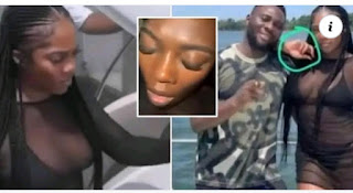 How Nigeria's Star Singer Tiwa Savage, was black mailed and her Sex Tape Leaked by a blog