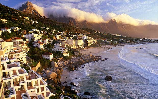 Top Ten Places to buy a home in South Africa-clifton