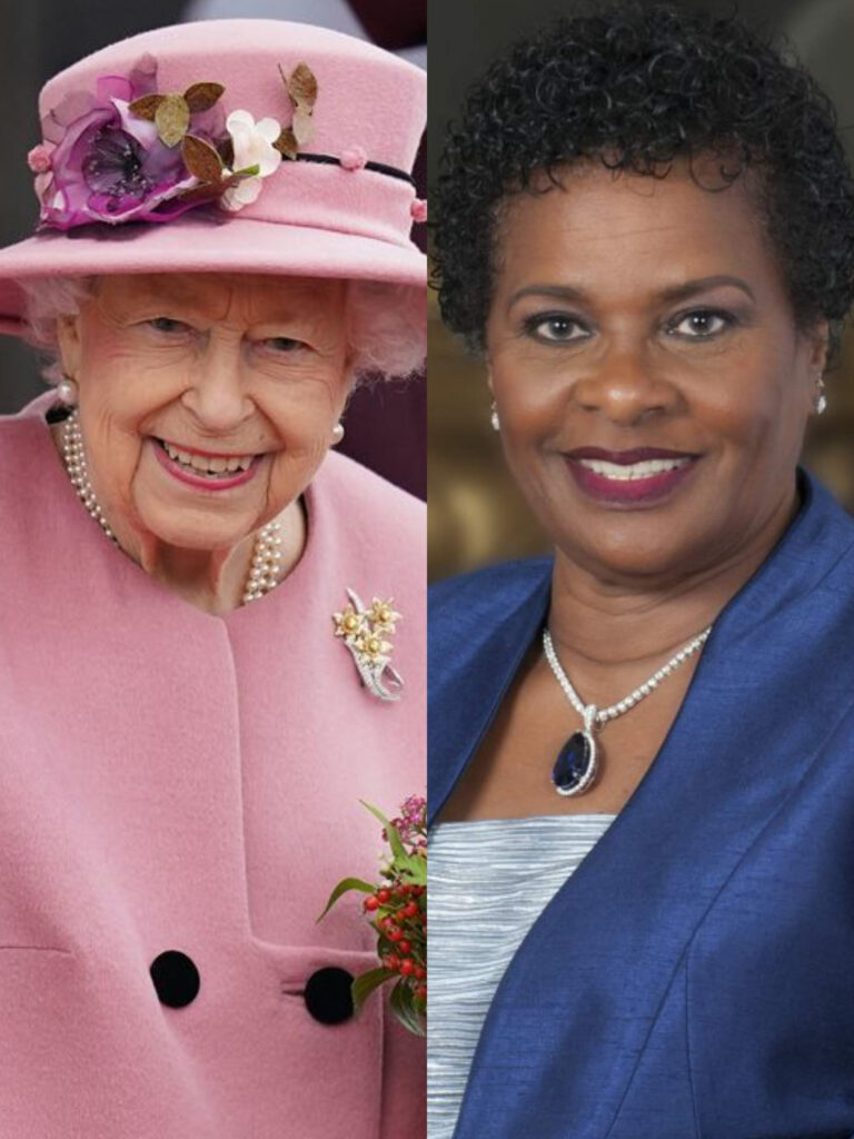 Barbados Sheds Colonial Past as Queen Elizabeth is Removed, and Dame Sandra Mason is elected as First President